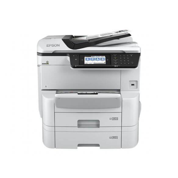 Imprimante Epson WorkForce Pro WF-C8690DTWF - imprimante multifonctions (couleur)