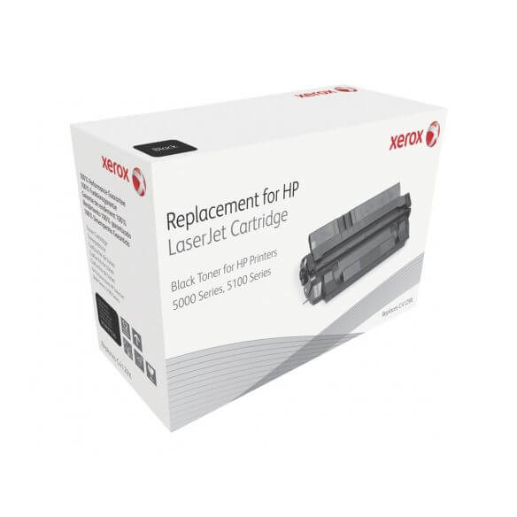 Cartouche noir compatible Xerox pour HP C4129X 10000pages (photo)
