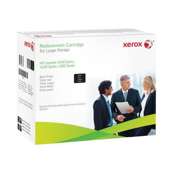 Toner noir compatible Xerox HP Q594A (photo)