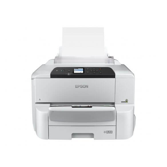Imprimante Epson WorkForce Pro WF-C8190DW - imprimante - couleur - jet d'encre