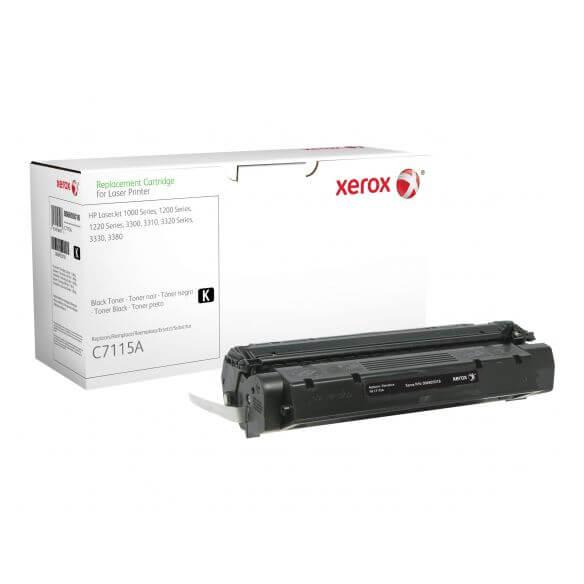 cartouche de toner noir Xerox compatible HP C711A - 2600 pages (photo)