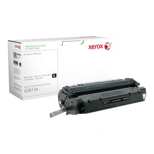 Cartouchede toner toner Xerox compatible HP Q2613A - 2500 pages (photo)