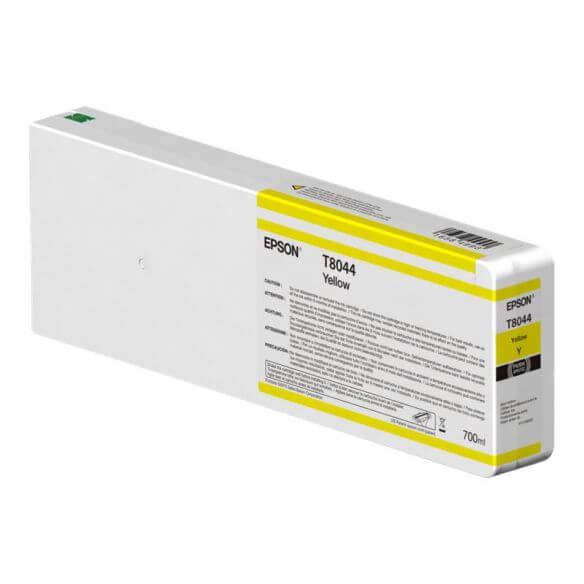 Consommable Epson T8044 - jaune - originale - cartouche d'encre