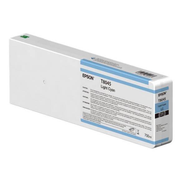 Consommable Epson T8045 - cyan clair - originale - cartouche d'encre