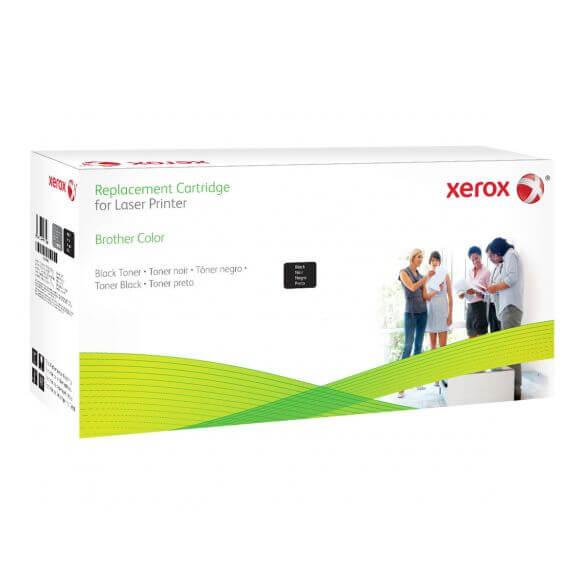 Toner noir Xerox   compatible Brother TN-135BK  à rendement élevé 5000 pages (photo)