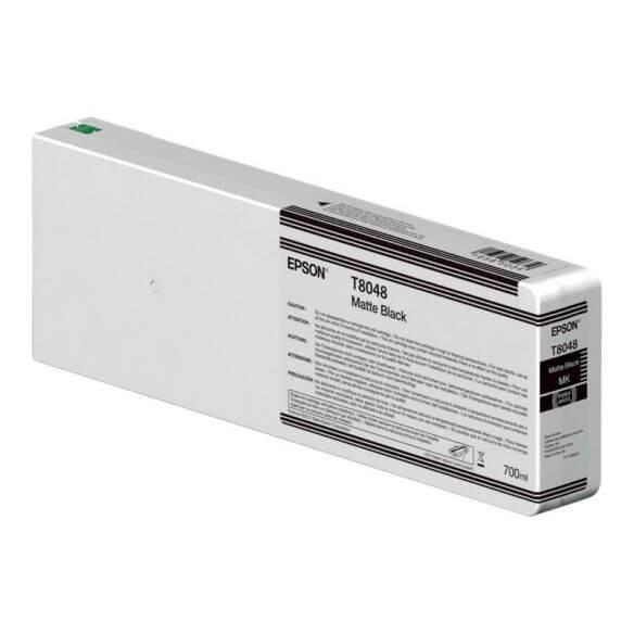 Consommable Epson T8048 - noir mat - originale - cartouche d'encre