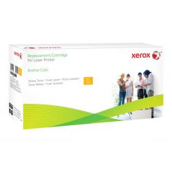 toner jaune Xerox compatible Brother TN-328Y 6000 pages