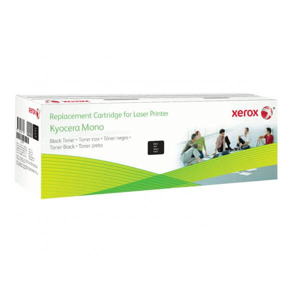 Toner noir Xerox compatible KYOCERA TK-350 15000 pages (photo)