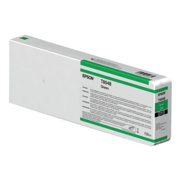 Consommable Epson T804B - vert - originale - cartouche d'encre