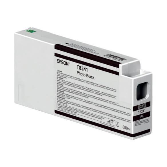 Consommable Epson T8241 - photo noire - originale - cartouche d'encre