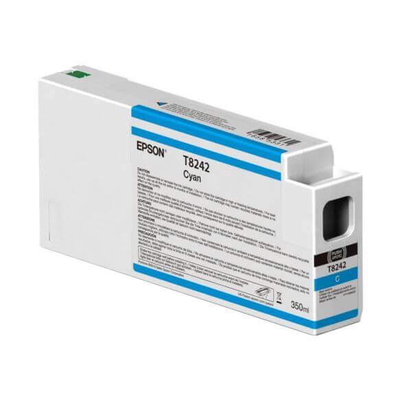Consommable Epson T824200 - cyan - originale - cartouche d'encre