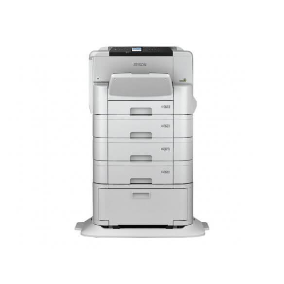 Imprimante Epson WorkForce Pro WF-C8190DTWC - imprimante - couleur - jet d'encre