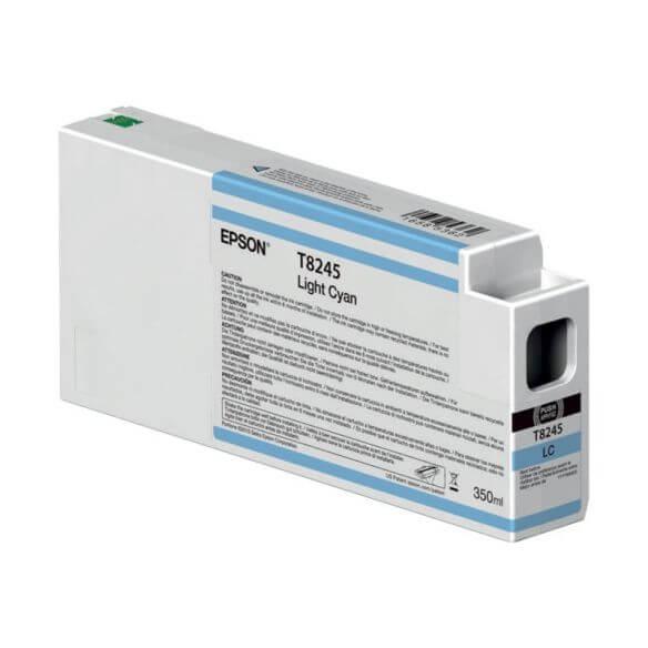 Consommable Epson T8245 - cyan clair - originale - cartouche d'encre