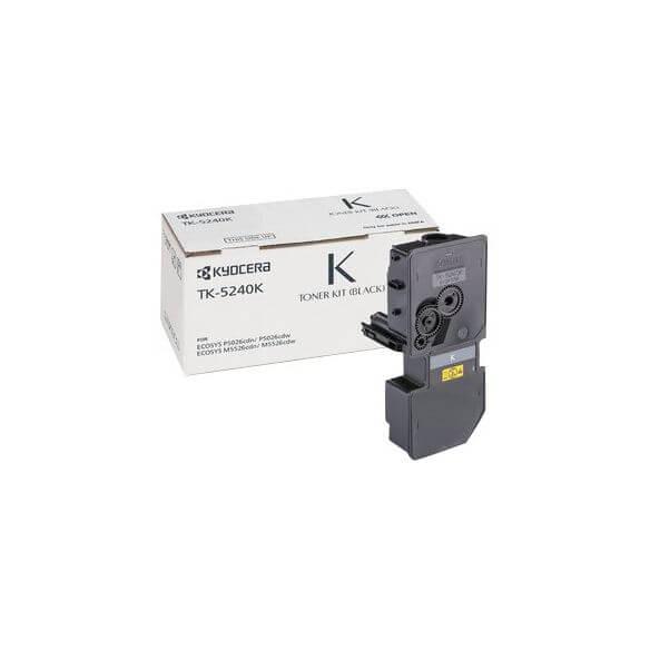 cartouche de toner noir Kyocera TK 5240K