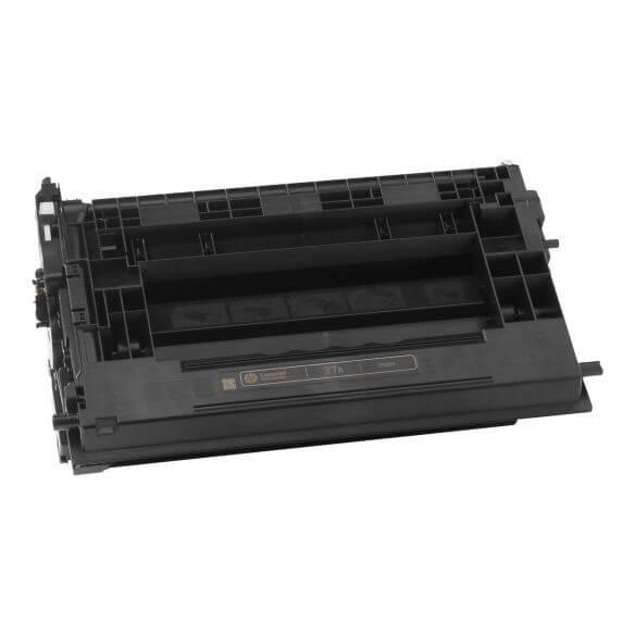 Cartouche de toner HP 37A - noir 11000 pages (photo)