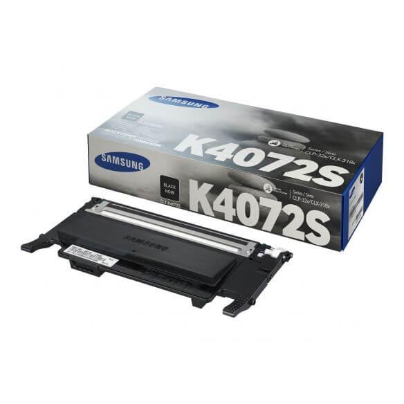 Cartouche de toner noir Samsung CLT-K4072S - 1500 pages (photo)