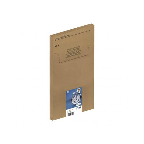 Consommable Epson Multipack 27 EasyMail - pack de 3 - jaune, cyan, magenta - originale - c