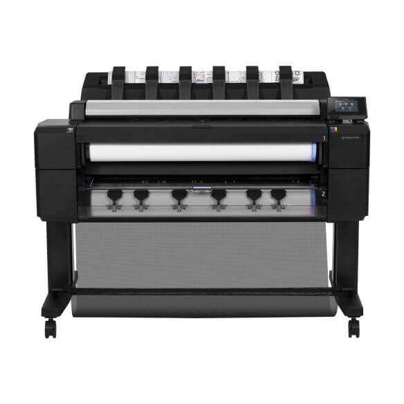 Imprimante HP DesignJet T2530 PostScript - imprimante multifon...