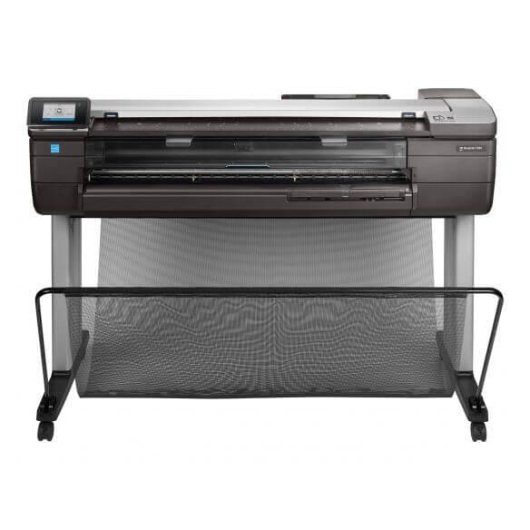 HP DesignJet T830 - imprimante multifonctions (couleur)