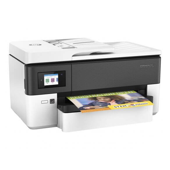 HP Officejet Pro 7720 Wide Format All-in-One - imprimante multifonctions couleur Wifi jet d'encre