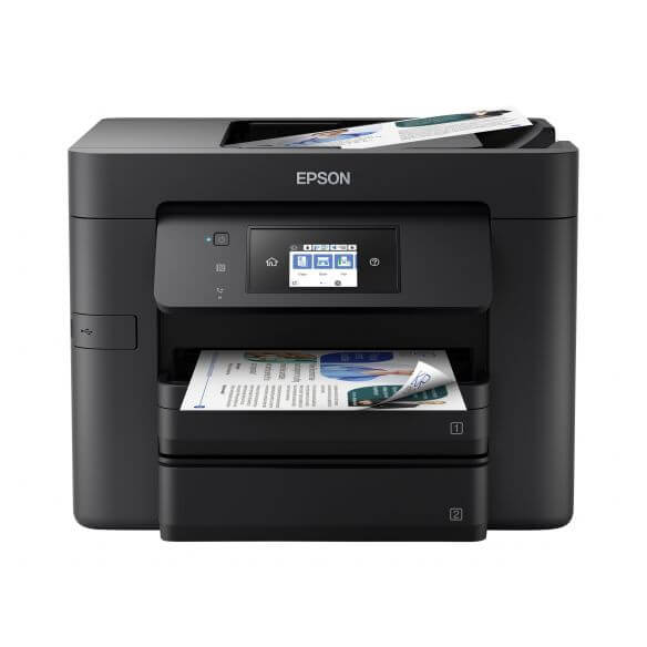 Imprimante Epson WorkForce Pro WF-4730DTWF - imprimante multifonctions (couleur)