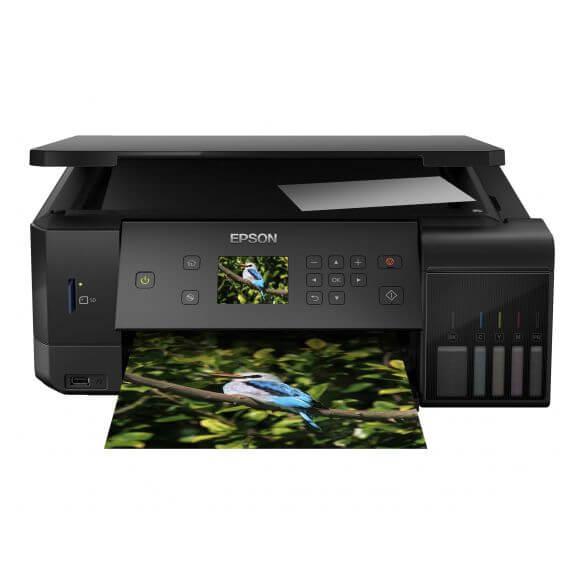Imprimante Epson EcoTank ET-7700 - imprimante multifonctions (couleur)