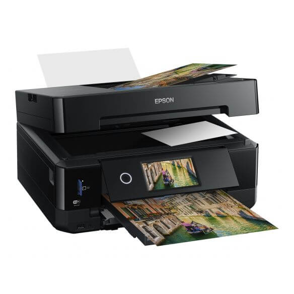 Imprimante Epson Expression Premium XP-7100 Small-in-One - imprimante multifonctions (coul