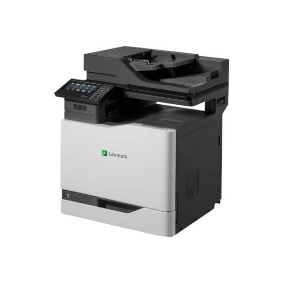 Lexmark CX820de - imprimante multifonctions (couleur) (photo)