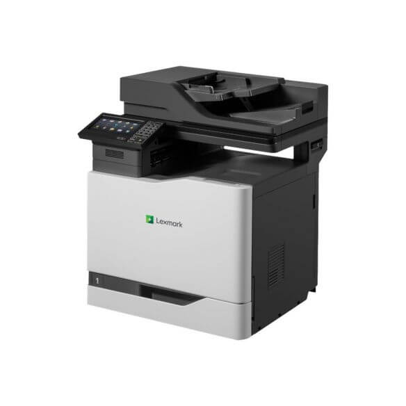 Lexmark CX820dtfe - imprimante multifonctions (couleur) (photo)