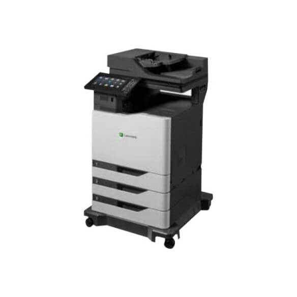 Lexmark CX825de - imprimante multifonctions (couleur) (photo)