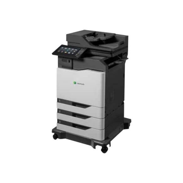 Lexmark CX825dte - imprimante multifonctions (couleur) (photo)