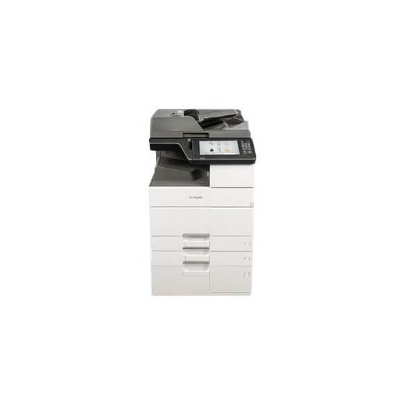 Lexmark MX912de - imprimante multifonctions (Noir et blanc)