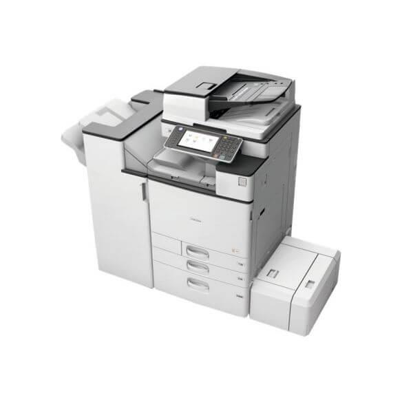 Imprimante Ricoh Aficio MP C6003ZSP - imprimante multifonction...
