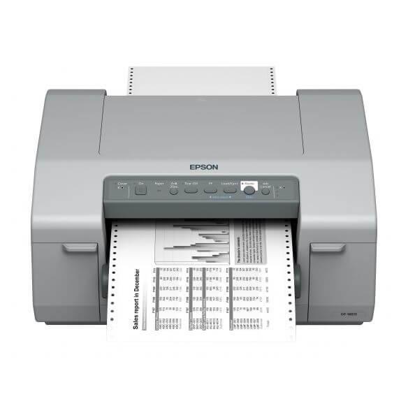 Imprimante Epson GP-M831 - imprimante d'étiquettes - monochrome - jet d'encre
