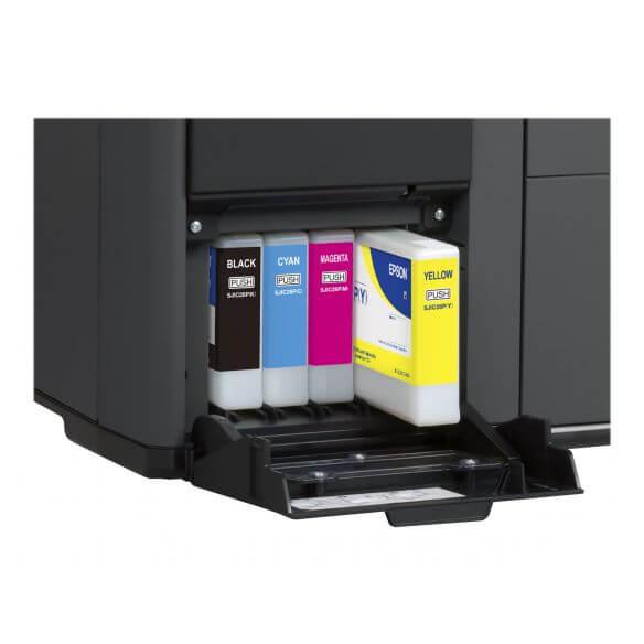 Imprimante Epson ColorWorks TM-C7500G - imprimante d'étiquettes - couleur - jet d'encre