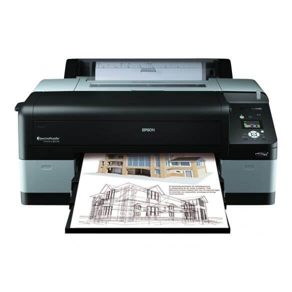 Imprimante Epson Stylus Pro 4900 Spectro_M1 - imprimante grand format - couleur - jet d'en