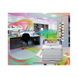 OKI ES 8431dn - imprimante - couleur - LED