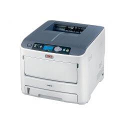 OKI C610dm - imprimante - couleur - LED