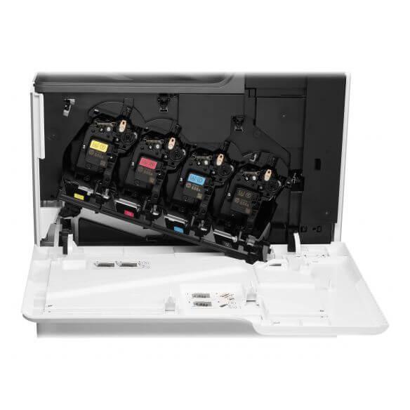 HP Color LaserJet Enterprise M652n - imprimante - couleur - laser (photo)