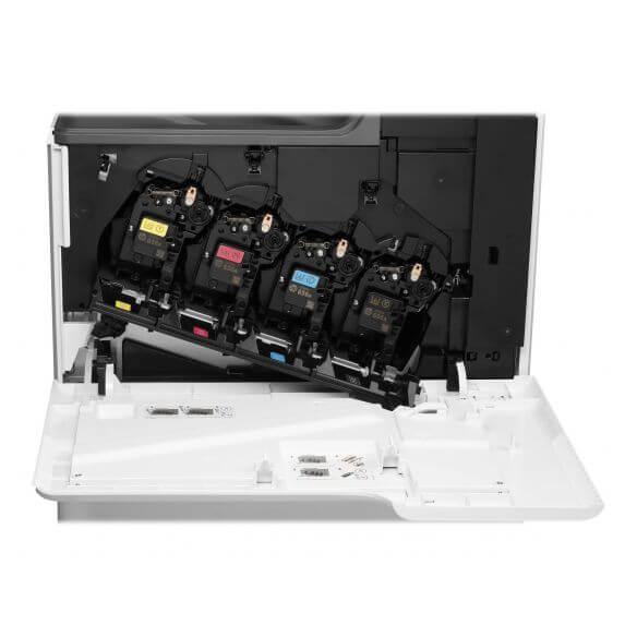 HP Color LaserJet Enterprise M652dn - imprimante - couleur - laser (photo)