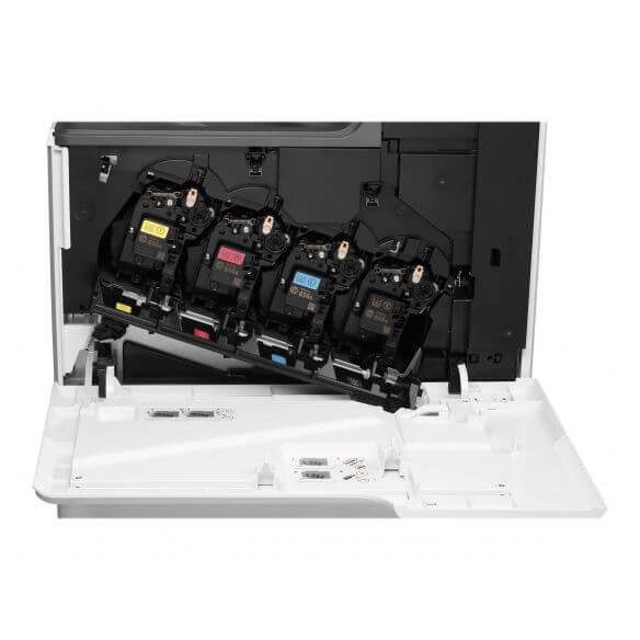 HP Color LaserJet Enterprise M653x - imprimante - couleur - laser (photo)