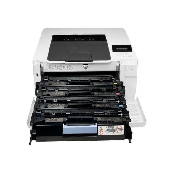 HP Color LaserJet Pro M254nw - imprimante - couleur - laser (photo)