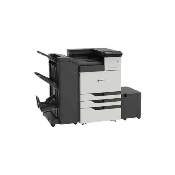 Lexmark CS921DE - imprimante - couleur - laser (photo)