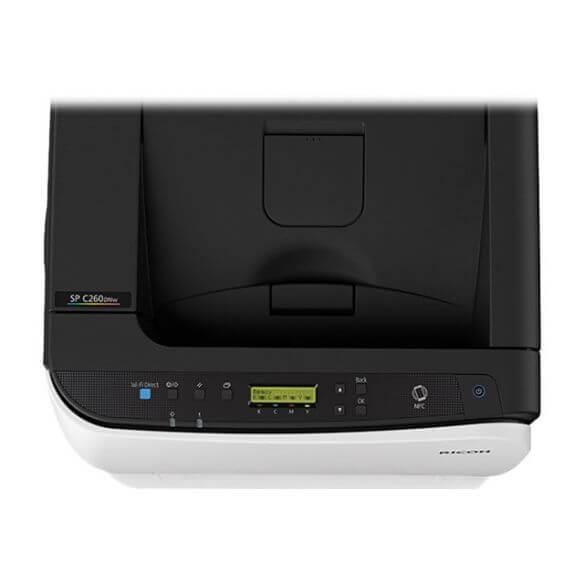 Ricoh SP C260DNw - imprimante - couleur - laser