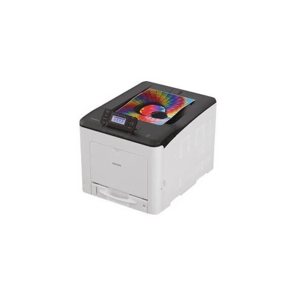 Ricoh SP C360DNw - imprimante - couleur - LED