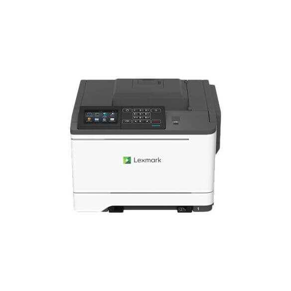 Lexmark CS622de - imprimante - couleur - laser (photo)