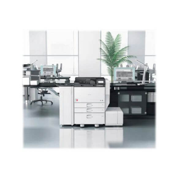 Ricoh Aficio SP 8300DN - imprimante - monochrome - laser
