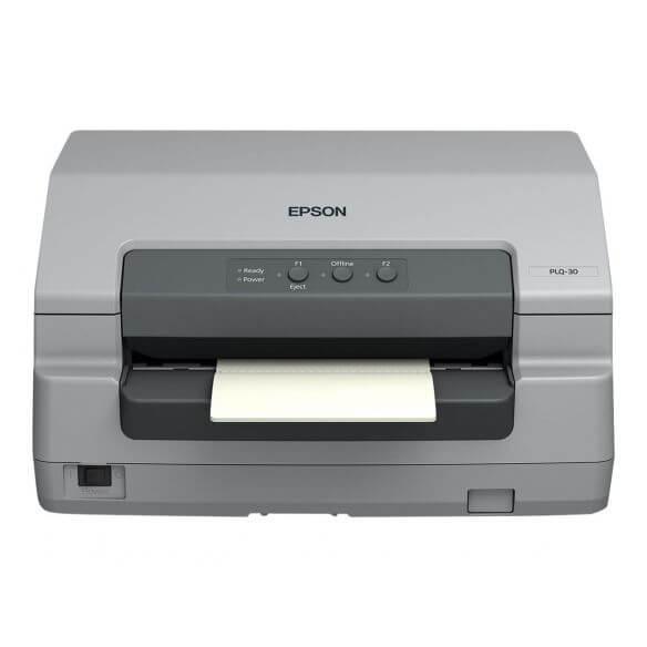 Imprimante Epson PLQ 30M - imprimante pour livrets - monochrome - matricielle
