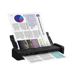 Epson WorkForce DS-310 - scanner de documents - modèle bureau - USB 3.0