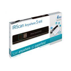 IRIS IRIScan Anywhere 5 Wifi - scanner de documents - portable - USB, Wi-Fi